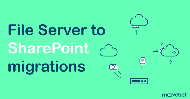 File Server to SharePoint migration