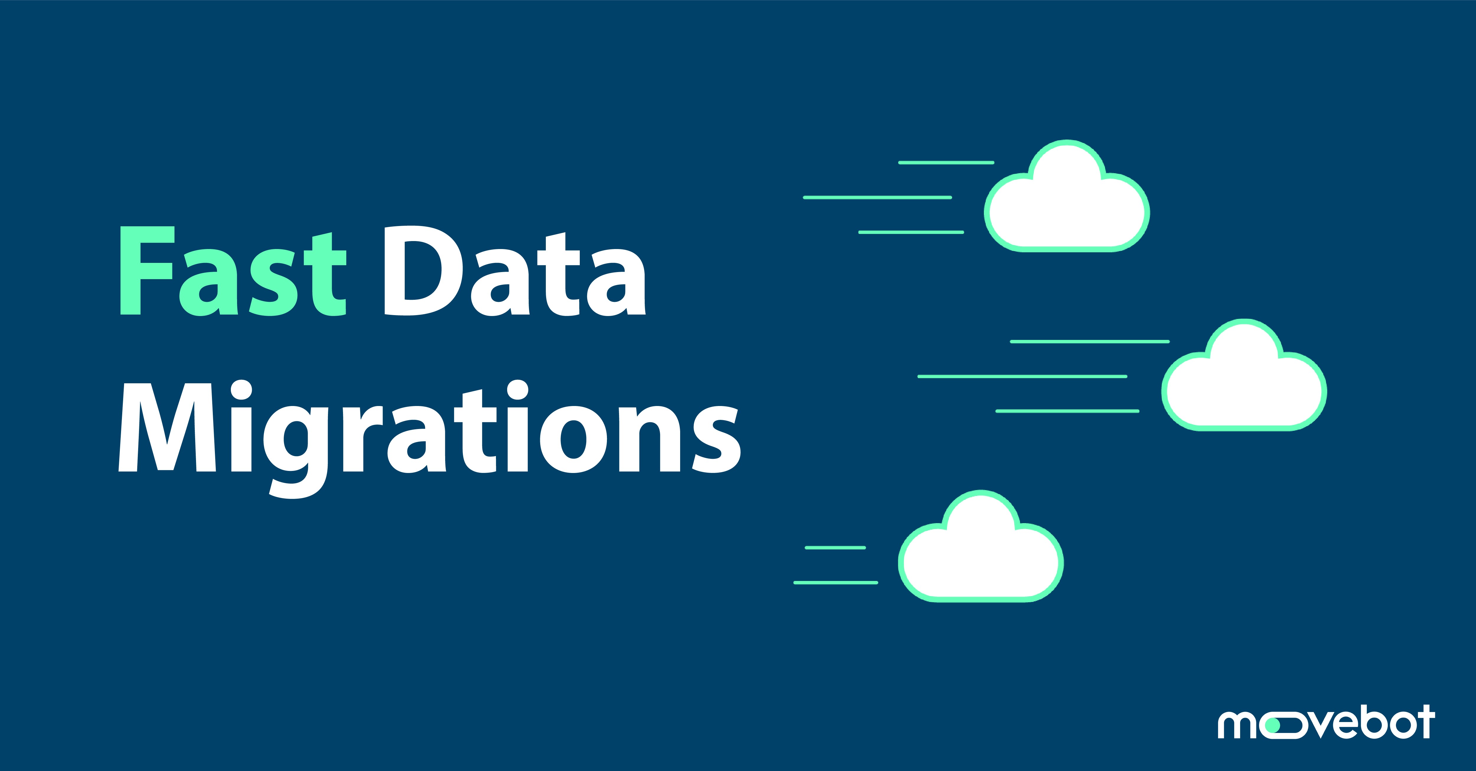fast data migrations