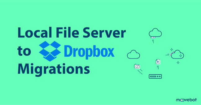 file server to dropbox migrations