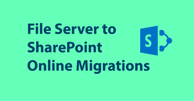 file server to sharepoint
