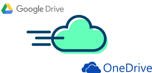 Migrate onedrive to google drive