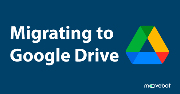 migrating to google drive