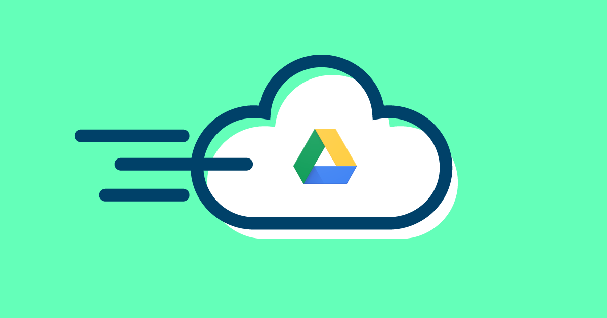 Move your files and data to Google Drive