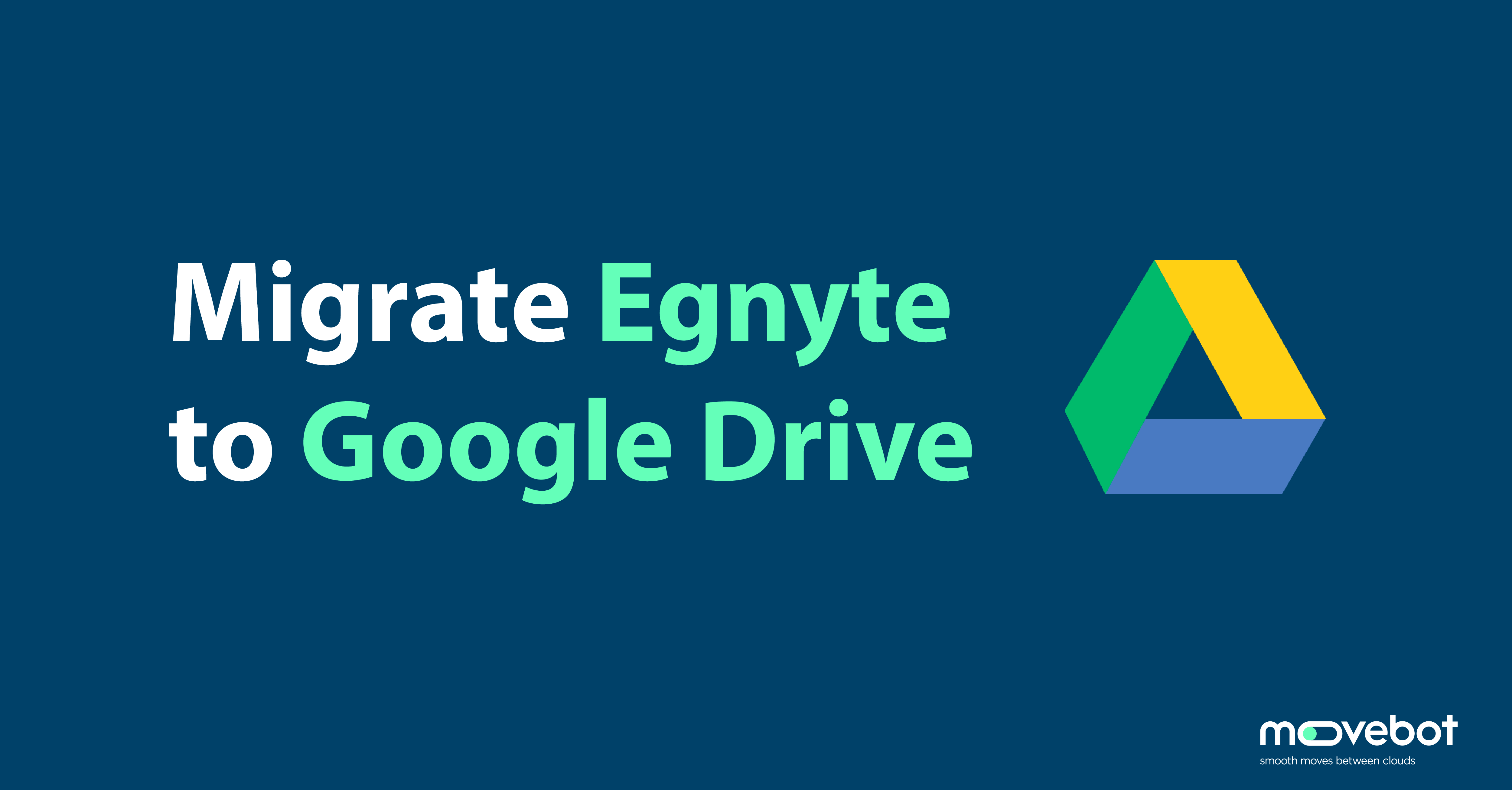 migrate egnyte to google drive