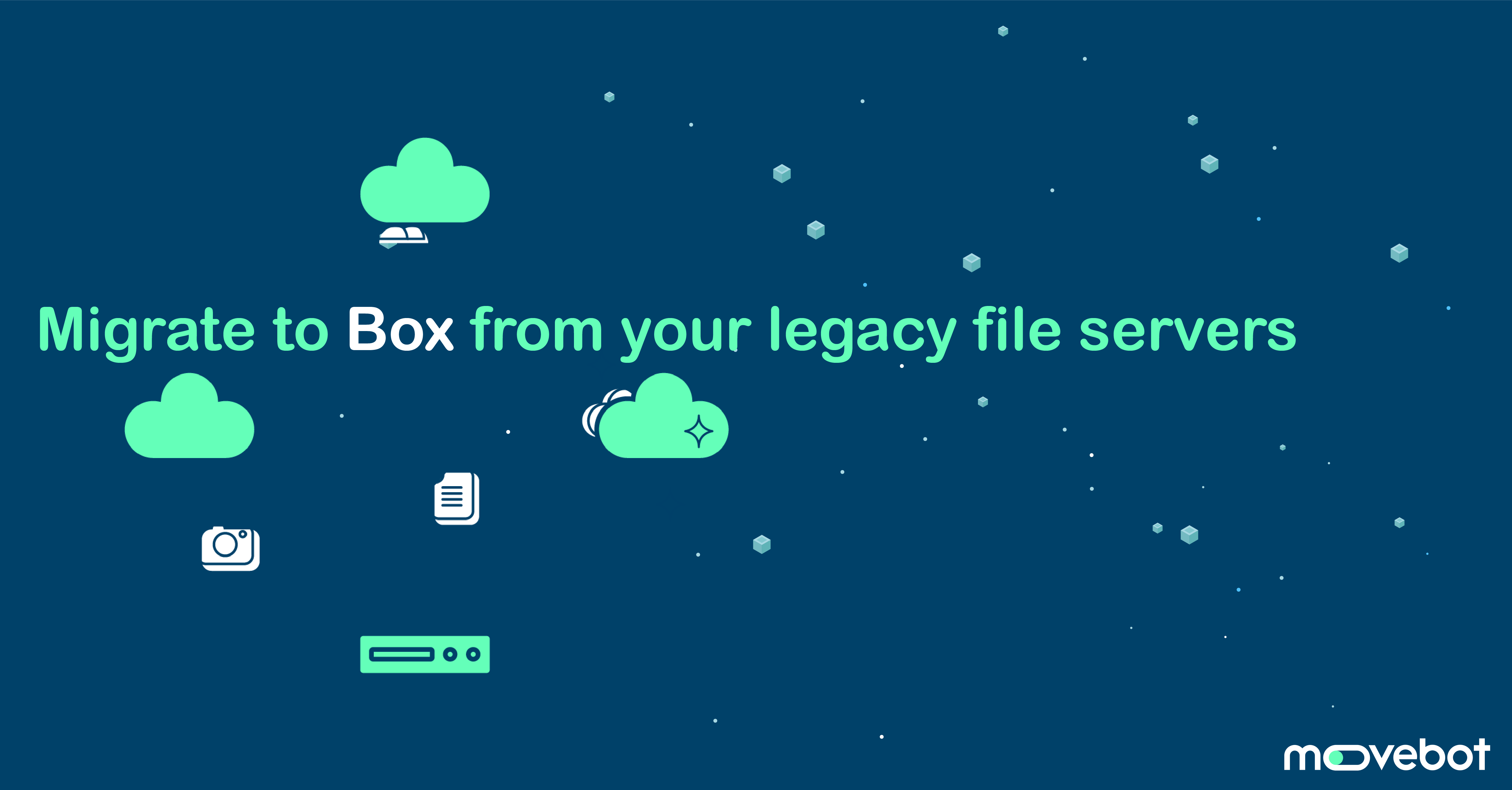 Migrate from file server to Box