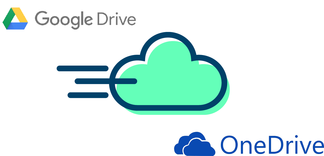Migrate google drive to onedrive